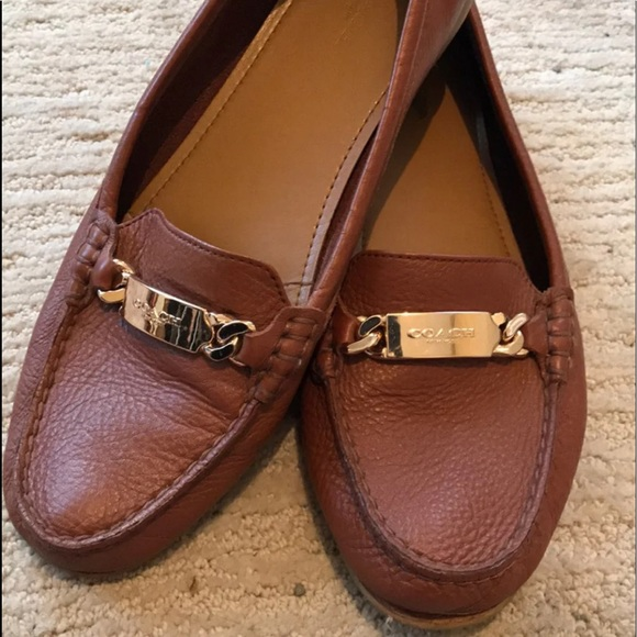 Coach Shoes | Final Price Loafers